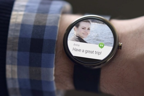 Google Launches An Operating System For Wearable Devices [Video] | MarketingHits | Scoop.it