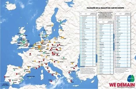 Lepetitjournal.com - QUALITÉ DE L'AIR – Les villes les plus polluées au monde | Les éco-activités dans le monde | Scoop.it
