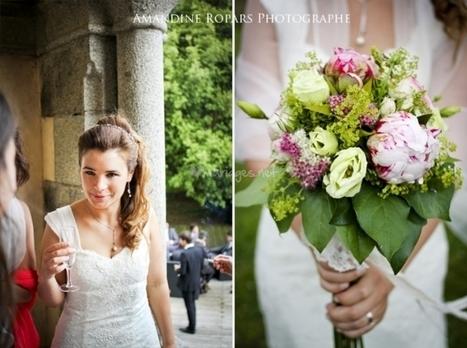 30 idées de bouquets de mariée | Livraison chic Majordome pour faire du  cadeau un événement, offrir un cadeau, fleurs, macarons, maroquinerie, mariages, nantes | Scoop.it