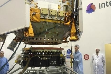 Sentinel-5p satellite passes fit-check and release shock test   Revue de presse Intespace   Scoop.it