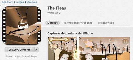 El misterioso caso de las apps que valen 900€ en Apple App Store ... - Teknofilo   Investigación Misterio   Scoop.it