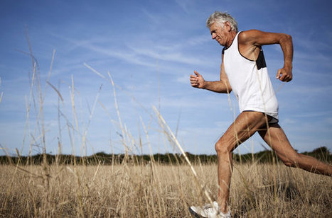 Run to Stay Young | My Sports Dietitian | Scoop.it