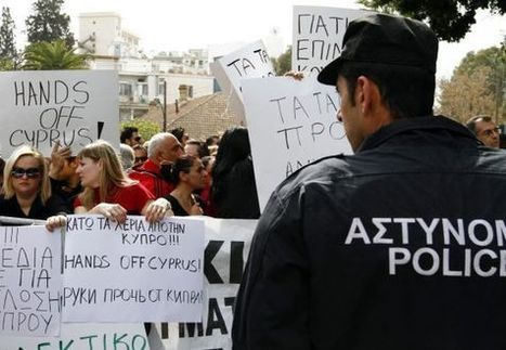Chipre esboza un 'plan B' que no tasa a los depósitos de menos de 100.000 euros | World Geography - MASIS | Scoop.it