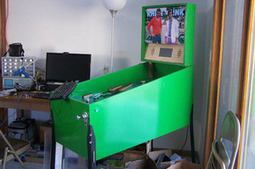 Raspberry Pi-powered pinball prowess prevails in this DIY creation | Raspberry Pi | Scoop.it