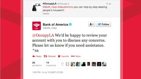 Bank of America's Twitter Account Is One Really Really Dumb Robot | Scott's Linkorama | Scoop.it