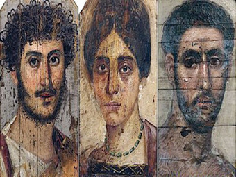 Exhibition: 'Faces and Voices' exhibition at The John Rylands Library, Manchester, until Sunday 25 November 2012 | Archaeology Travel | Scoop.it