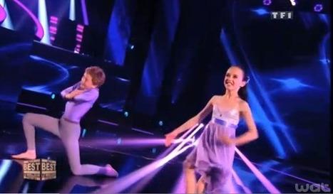 Taylor et Jack dansent dans The Best, le meilleur artiste | GossipWeek | Scoop.it