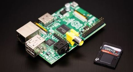 20 awesome ways you can use a Raspberry Pi | Raspberry Pi | Scoop.it