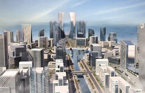 Esta cidade inteira está sendo construída para salvar outra da mudança climática | tecnologia s sustentabilidade | Scoop.it