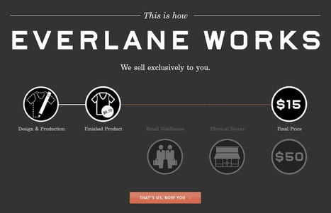 Clothing Startup Everlane Rocks A NYC Pop-Up Store, Now Has 400,000  Subscribers | Startup Revolution | Scoop.it