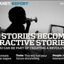 Interview: Web Tools for Interactive Storytelling | Stories - an experience for your audience - | Scoop.it