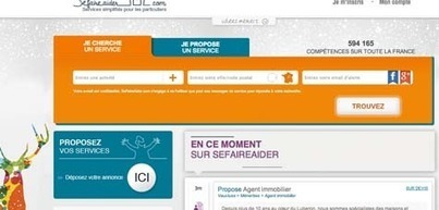 Sefaireaider.com surfe sur la vague du service à la personne - La Tribune.fr | Le CESU Payname | Scoop.it