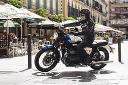 Triumph Motorcycles Sees Increase in Sales   Pete's Cycle   Scoop.it