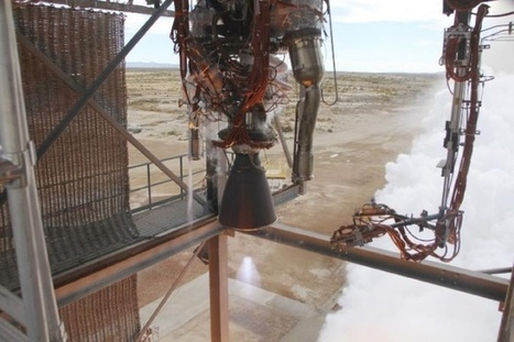 Amazon's Jeff Bezos ready to send new space rocket skyward | Peer2Politics | Scoop.it