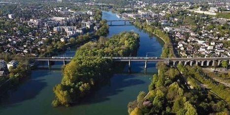 La Seine, grande AVENUE du Paris de demain | URBANmedias | Scoop.it