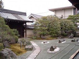 4 of Kyoto's must-see Zen gardens | A Love of Japanese Gardens | Scoop.it