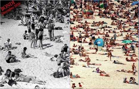 Bondi - then and now | CCES1: Exploring places in the immediate environment - Looking at Bondi Beach | Scoop.it