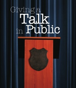 10 Tips for Giving a Talk in Public | Publishing Talk | Journaling Writing Revising Publishing | Scoop.it
