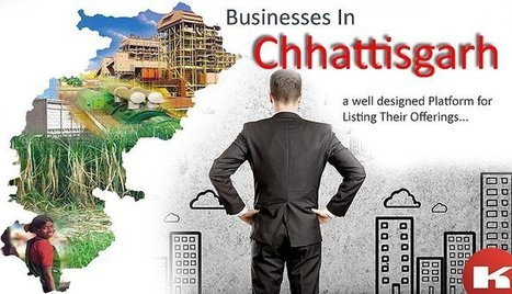 Kompass Presents Businesses In Chhattisgarh a well designed Platform for Listing Their Offerings | FIND NEW TARGETED CLIENTS | Scoop.it