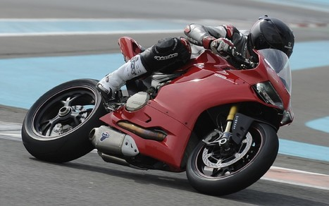 Living with the Ducati Panigale | Telegraph | Desmopro News | Scoop.it