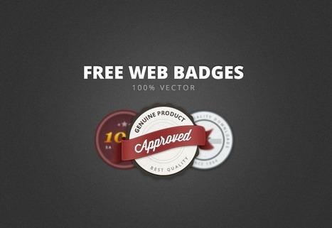 Free Web Badges & Elements   MediaLoot   vferg   Scoop.it
