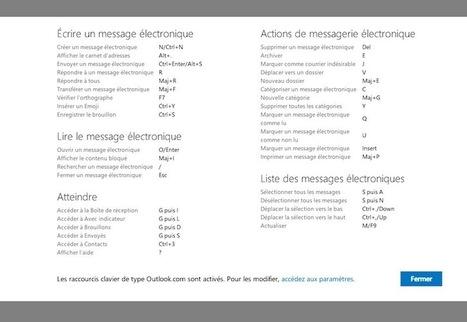Outlook.com : quelques astuces et fonctionnalités avancées | Time to Learn | Scoop.it