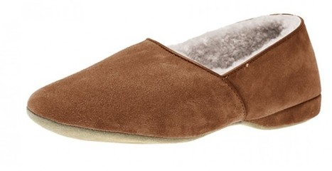 Anton - Sheepskin Slippers Moccasins   Sheepskin Slippers and Boots   Scoop.it