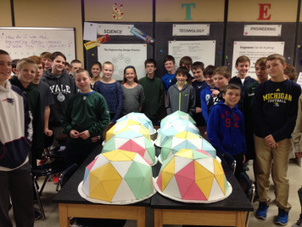 Robotics Teacher Succeeds Against the Odds | Robotics in Manufacturing Today | Scoop.it