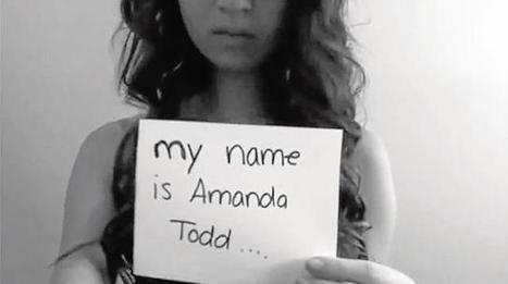 Decálogo para adolescentes víctimas de sextorsión como Amanda Todd   Redes Sociales_aal66   Scoop.it