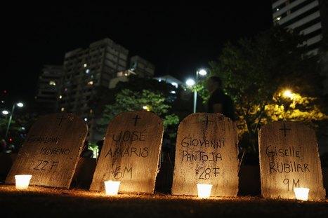 Son 34 los muertos durante protestas   Venezuela Despierta #LaSalida   Scoop.it