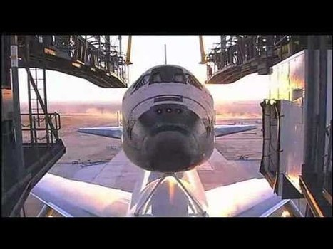 NASA Time-Lapse Space Shuttle Mating To Boeing 747 | Aviation News Feed | Scoop.it