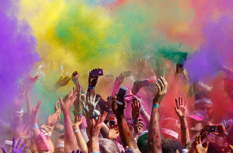 Sydney Colour Run - picture of the day | KES Art | Scoop.it