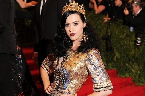 Katy Perry first to achieve 50 million followers on Twitter | i love you | Scoop.it