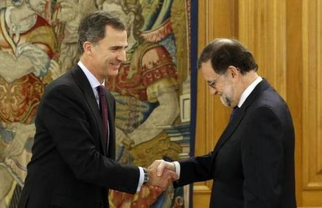 La estrategia de Rajoy provoca tensión entre el PP y Zarzuela, Marisol Hernández | Diari de Miquel Iceta | Scoop.it