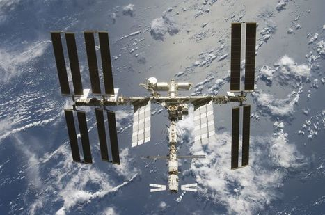 For the first time Chinese research to fly on ISS | More Commercial Space News | Scoop.it