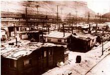 "From Hooverville to Obamaville (Historical Website NOW #2) | The Great Depression ""Hoovervilles"" 