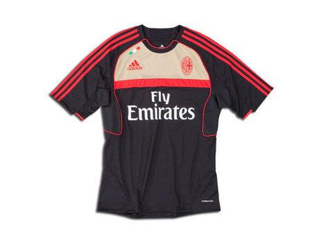 Adidas AC Milan Predator Training Replica Soccer Jersey | AC MILAN TEAM JERSEY | Scoop.it