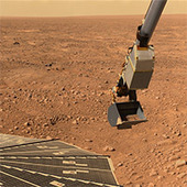 Chilled Microbes Responsible for Mars Methane Mystery? : DNews | Science | Scoop.it