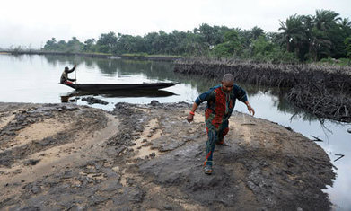 Shell verdict will determine whether other firms could be tried for oil spills | Geog-on Golland | Scoop.it