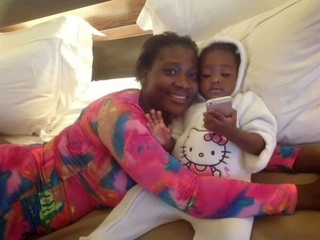 Mercy Johnson shares touching pictures of herself with her daughter-Purity-Photos | ChachaCorner | Scoop.it