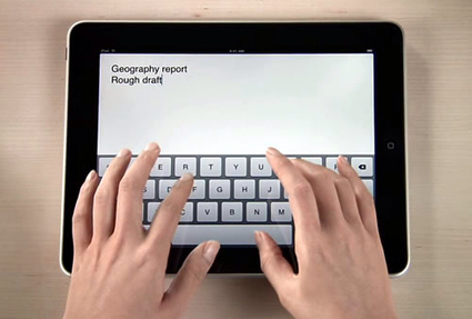 Optimitzar l'escriptura a l'iPad | iPad classroom | Scoop.it