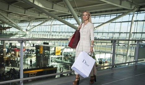 L'area Asia-Pacifico spinge su Travel Retail e Duty-Free - Travel for business | Fashion Spot | Scoop.it