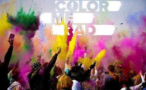 Color Me Rad While in Mountain View CA!   Lodging, Hotels & Travel   Scoop.it