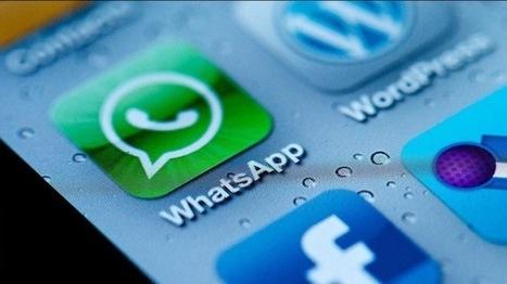 Los colegios avisan: cuidado con el Whatsapp...de los padres | Squeezing Twitter | Scoop.it