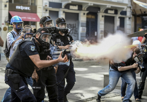 No 'Turkish spring': Protests in Turkey are sign of a healthy democracy - Christian Science Monitor | real utopias | Scoop.it