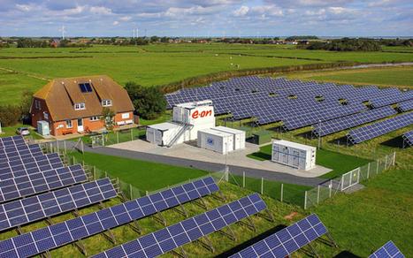 Fotovoltaico con accumulo, in Germania ora lo offrono anche le utility | Energie Rinnovabili in Italia: Presente e Futuro nello Sviluppo Sostenibile | Scoop.it