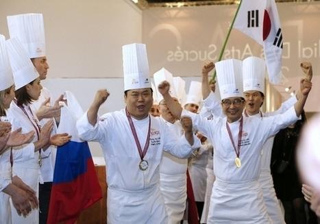 Séoul remporte la coupe du monde de boulangerie | Boulangerie | Scoop.it