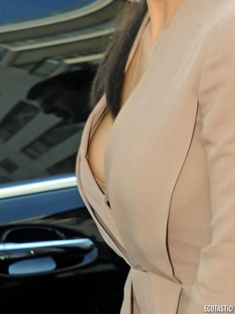Oops le sein sexy de Kim Kardashian au Festival de Cannes ! - photos   Radio Planète-Eléa   Scoop.it