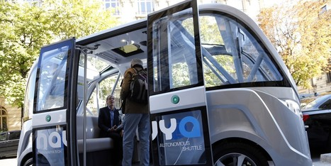 Des bus sans chauffeur en expérimentation à Lyon | Ecolo-Geek | Scoop.it