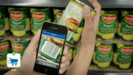Moodstocks - Walmart teste Scan & Go dans ses supermarchés avec du scan de code-barres | E-commerce, M-commerce : digital revolution | Scoop.it